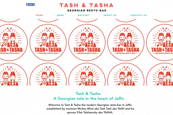 Book in Tash and Tasha with Unlimited Services
